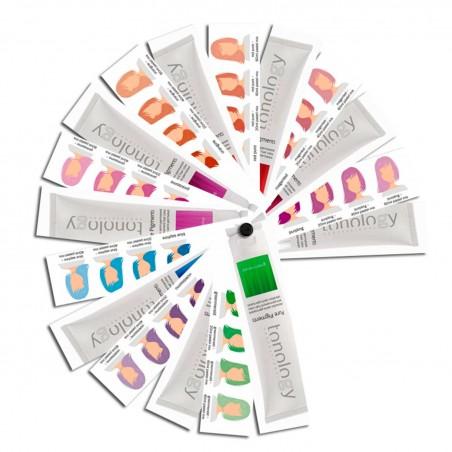 Tonology Pure pigments Carta de color