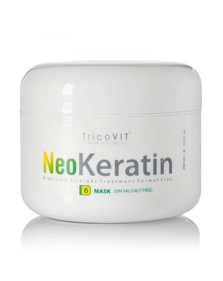Mascarilla de keratina Neokeratin S6