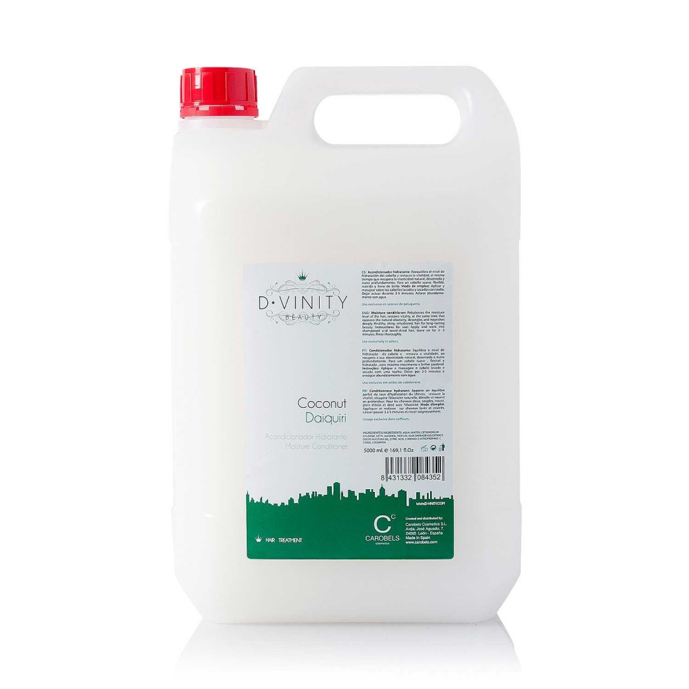 Acondionador hidratante D·VINITY Coconut Daiquiri 5000ml