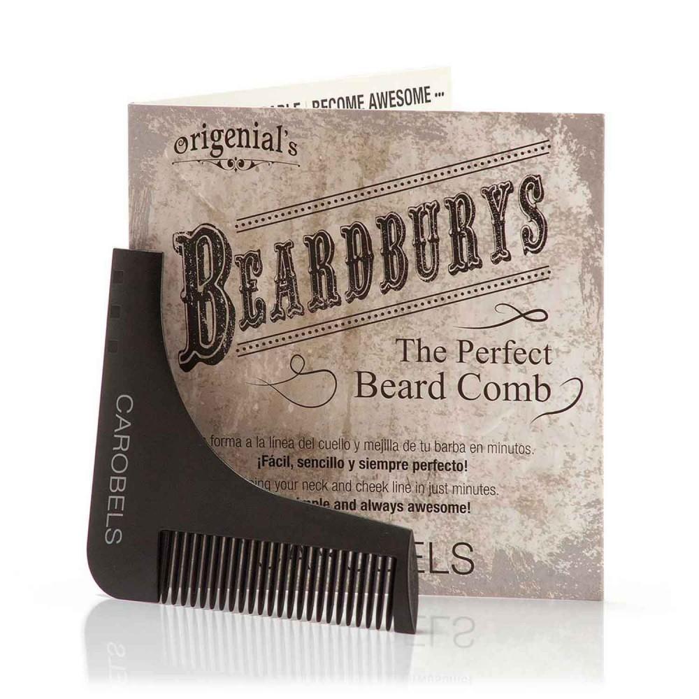 Peine para barba y bigote Beardburys