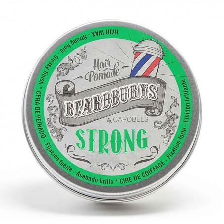 Cera para el pelo Beardburys Strong