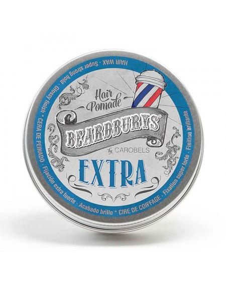 Cera para el pelo Beardburys Extra Strong