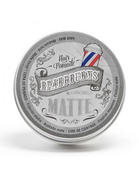 Cera para el pelo Beardburys Matte