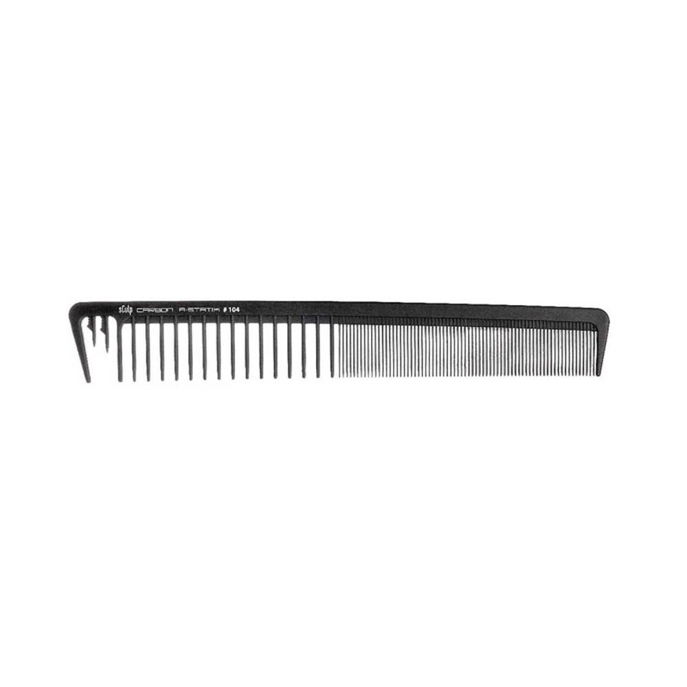 Peine Sculby Carbon A-Statik Corte XXL nº104