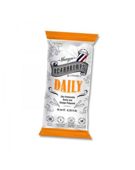 Champú sin sulfatos ni parabenos Beardburys Daily