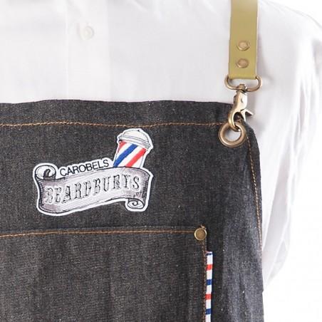 Delantal de Barbería - Gentleman Style