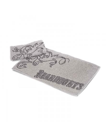 Toalla de algodón Beardburys 30x50cm