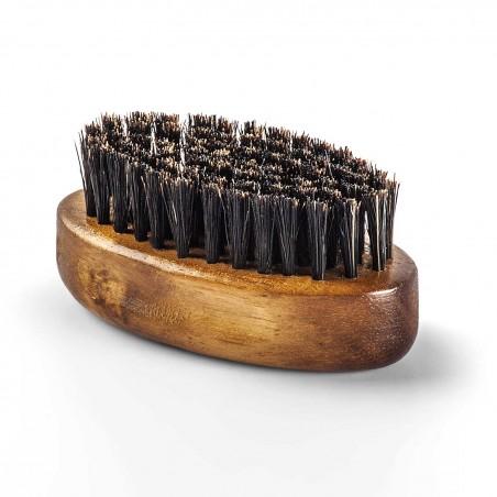 Cepillo de barba mediano con cerdas de jabali y nailon