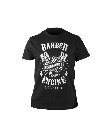 Beardburys Camiseta Barber Engine