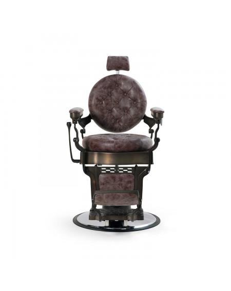 sillón de barbero beardburys tennessee frontal