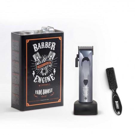 Máquina cortapelo Beardburys Fade Boost + Cepillo Fade