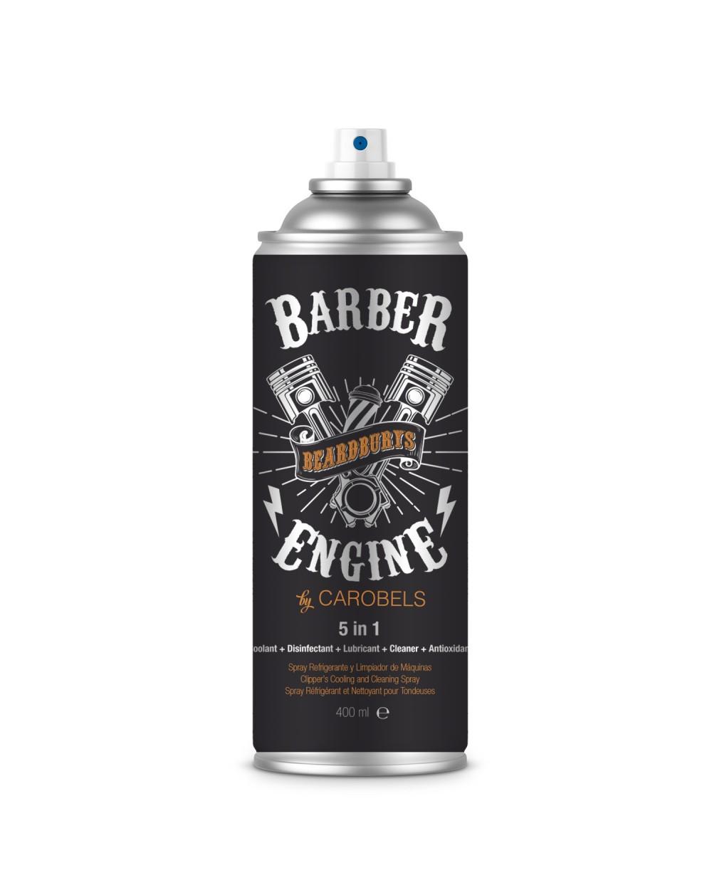 Beardburys Spray Maquinas 5en1