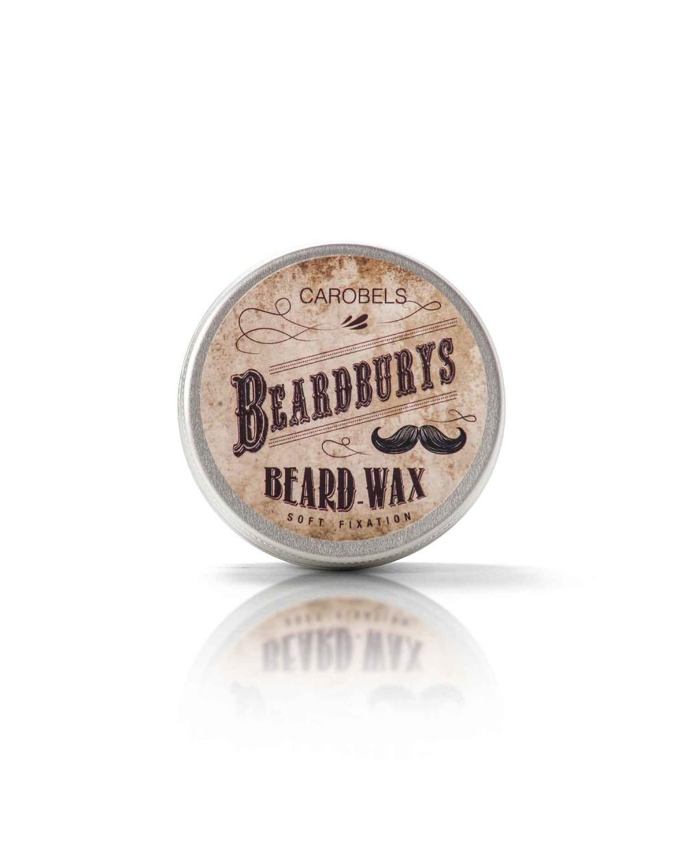 Cera para barba y bigote Beardburys