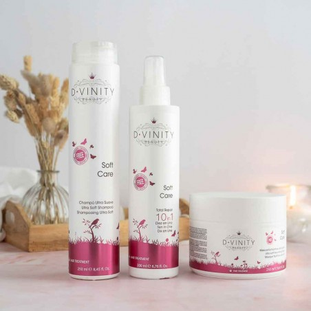 Pack D·VINITY  Soft Care