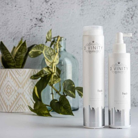 Kit Duo D·Vinity Fresh Mint anticaída