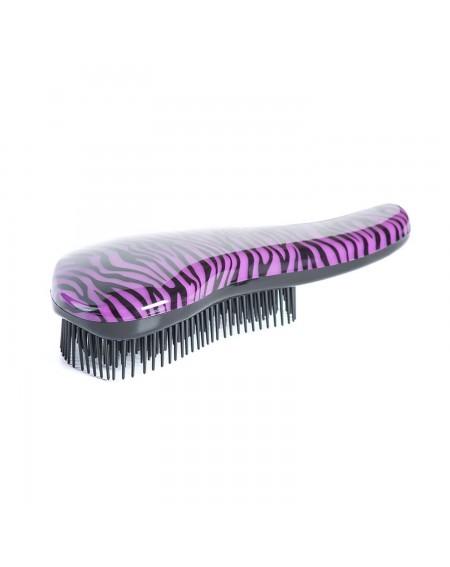 Cepillo Sculpby i-tangle brush Cebra Violeta