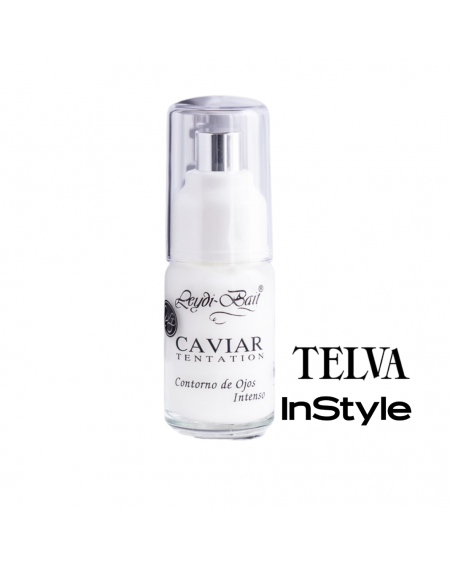 Crema Contorno de Ojos intensiva L.B. Caviar