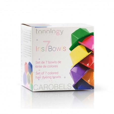 Kit 7 Bowls Iris Tonology