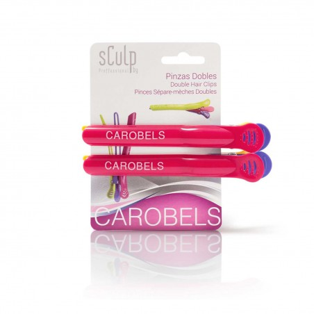 Sculpby Pinza Double Clip x2 ud.