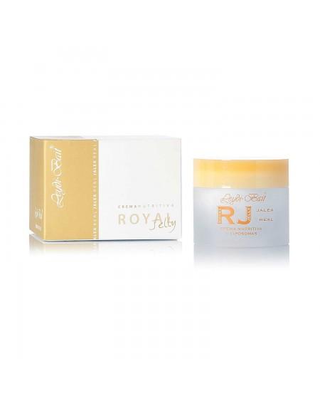 Crema facial nutritiva L.B. Jalea Real