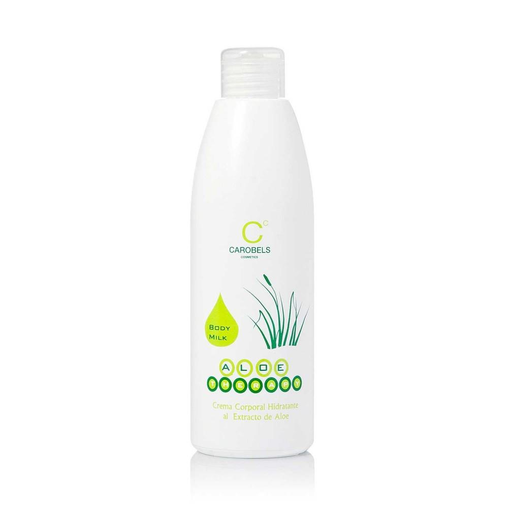 Crema Hidratante Corporal Aloe