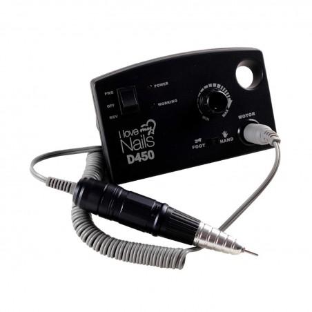 Torno eléctrico manicura y pedicura ilmn D-450